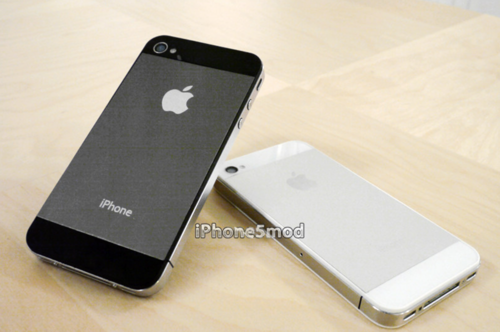 what does an iphone 4 look like make your iphone 4 4s look like the iphone 5 iphone informer 20534