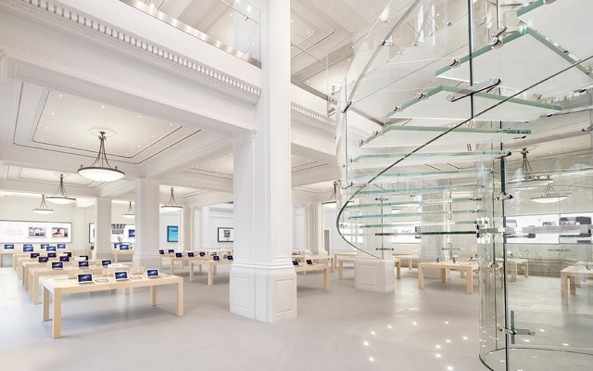 Amsterdam Apple Store