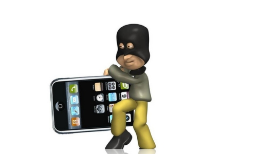 iPhone theft