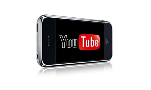 iPhone YouTube