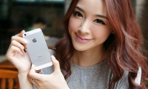 iPhone 5 Vietnam