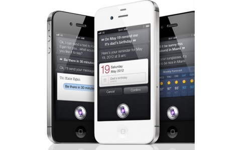 Siri iPhone