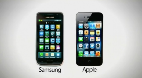 Samsung v Apple