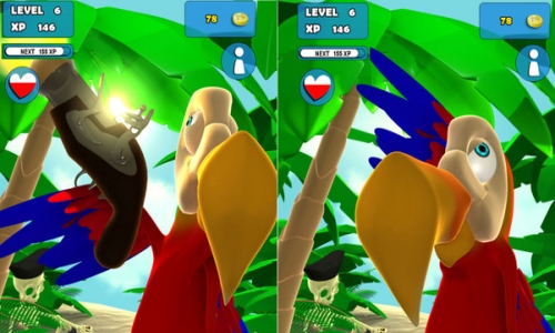 Panic Parrot Launches For iOS | iPhone Informer