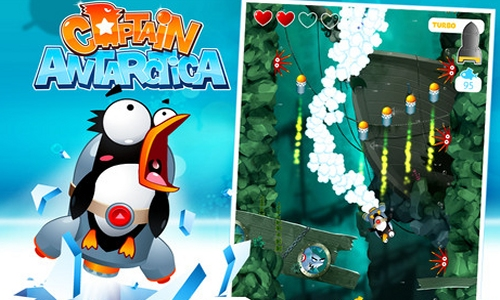 Captain Antarctica Update Coming to iOS | iPhone Informer