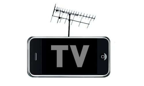 iPhone TV