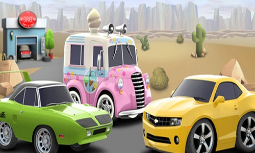 Car Town Streets Adds NASCAR Races | iPhone Informer