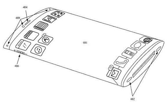 iPhone 6 patent