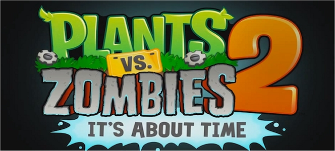 Plants Vs Zombies 2 app
