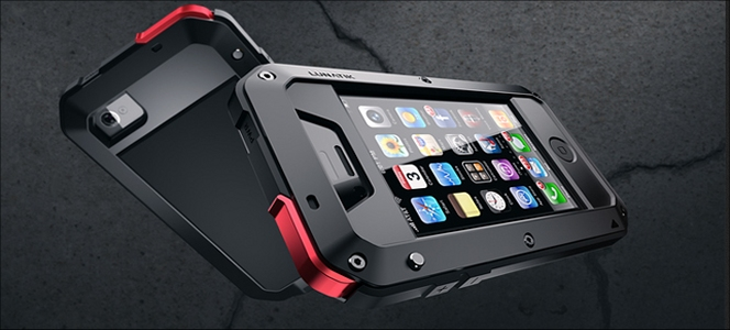 Lunatik iPhone 5 Case