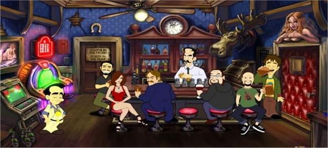 Leisure Suit Larry Reloaded App