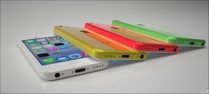 iPhone 5S Mockups Reveal Sexy Design