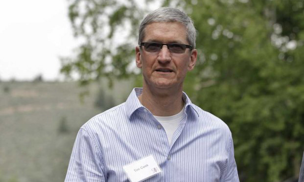Tim Cook-Sun Valley