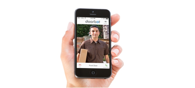 Doorbot iPhone