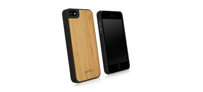 iPhone Bamboo Case