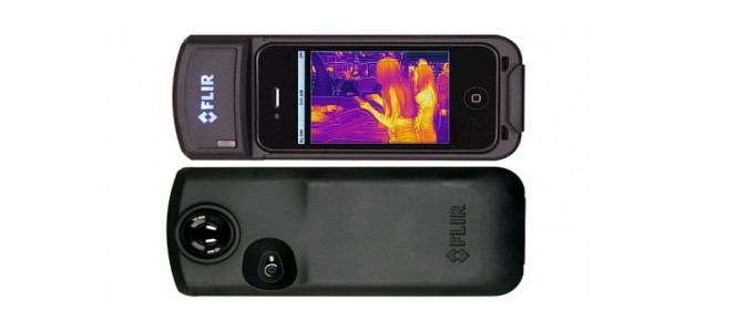 FLIR Quark iPhone