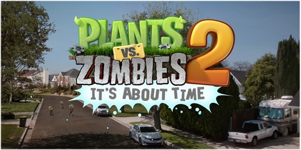 Plants vs Zombies app