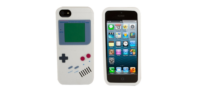 G Boy iPhone 5S Case