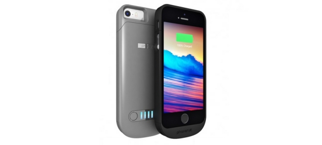 PhoneSuit Battery Case