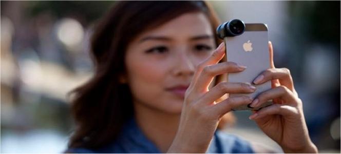 Olloclip iPhone accessory