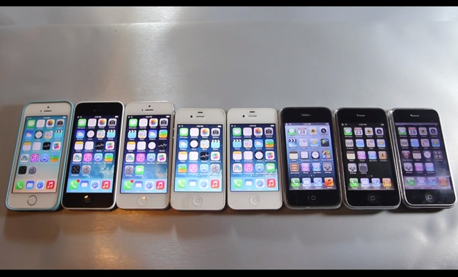 iphones-on-display