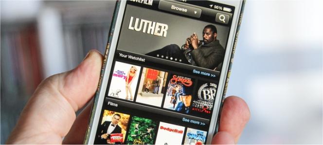 Lovefilm App