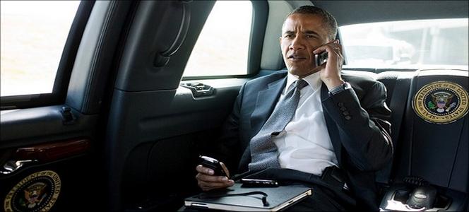 iPhone Obama