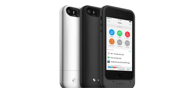 iPhone 5S Mophie Space Case