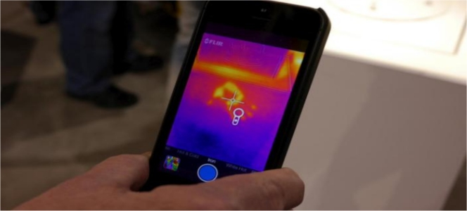 FLIR iPhone Case
