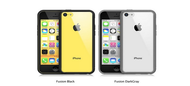 iPhone 5C Fusion Case