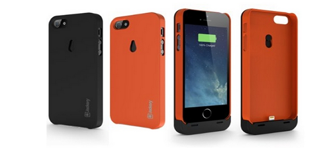 Jackery Leaf iPhone 5S Case