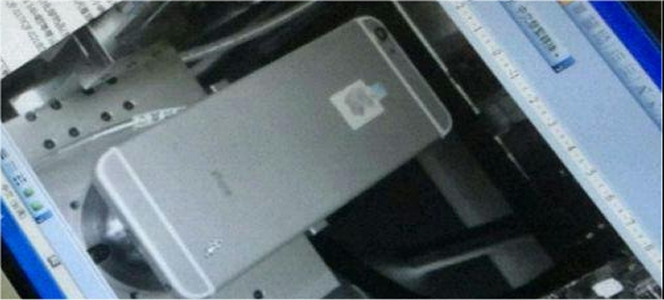 iPhone 6 leak