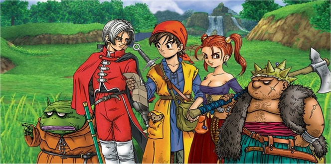Dragon Quest 8 app