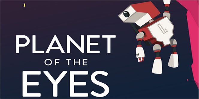 Planet of the Eyes app