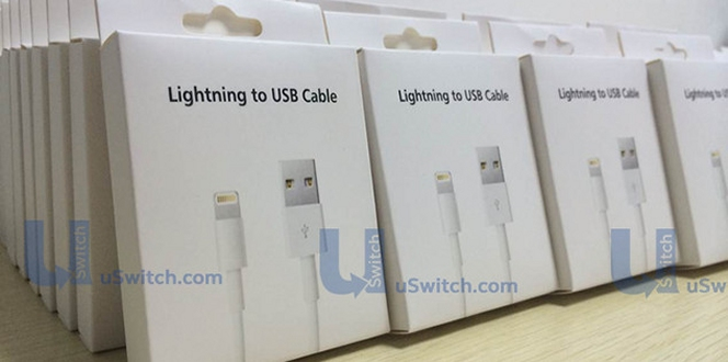 iPhone 6 Lightning Cable