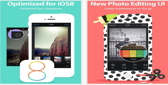 Photo apps for iOS 8