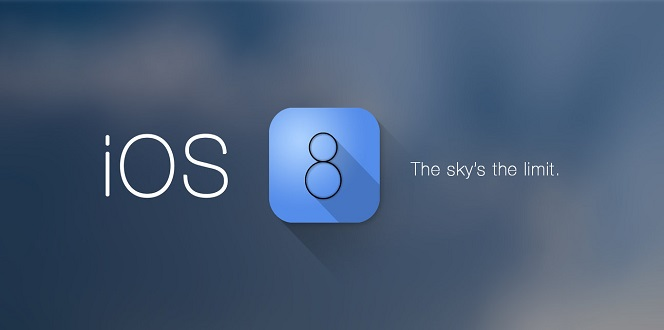 iOS-8 out