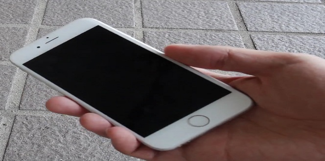 iPhone 6 drop test 2