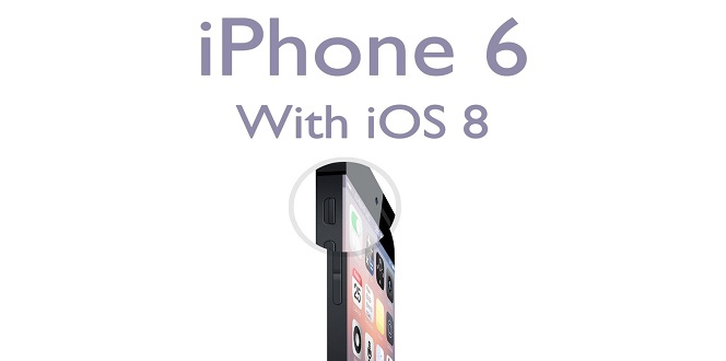 iPhone 6 iOS 8