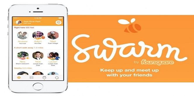 Swarm for iOS 8