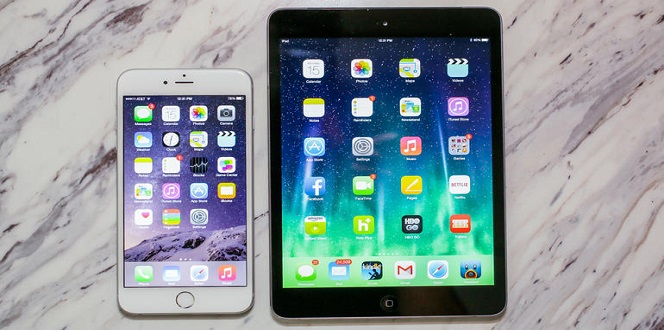 iPhone 6 'Killing' iPad