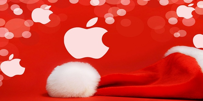 Holiday Apple Activations dominate