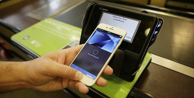 Ticketmaster upadated to support Apple Pay