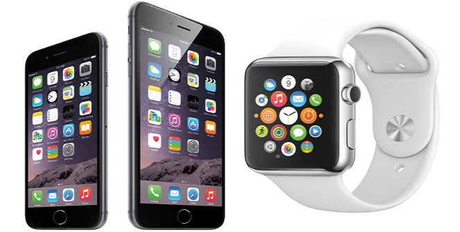 Apple Watch-iPhone 6 2