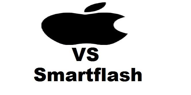 Smartflash vs Apple