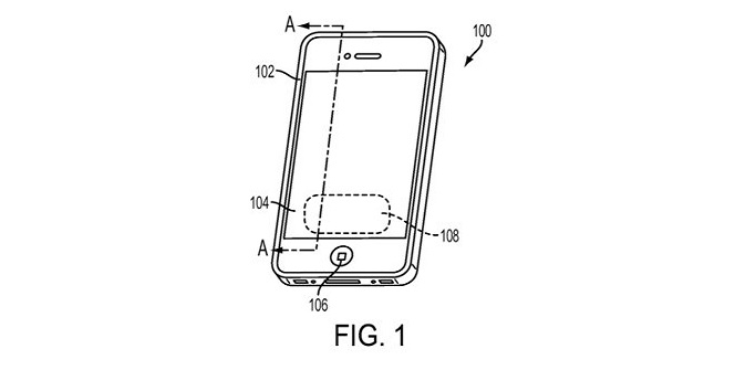 Touch ID fingerprint Sensors within touchscreen displays
