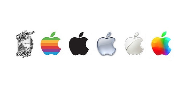 Apple logo transition 2