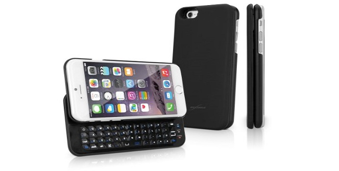 BoxWave Keyboard Buddy iPhone 6 Sidekick Case 3