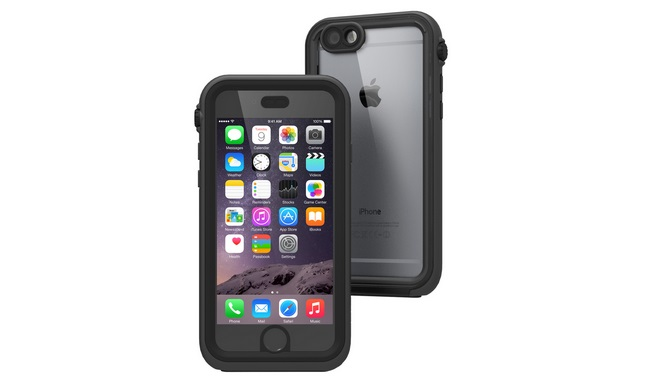 Catalyst Waterproof case protects your iPhone 6