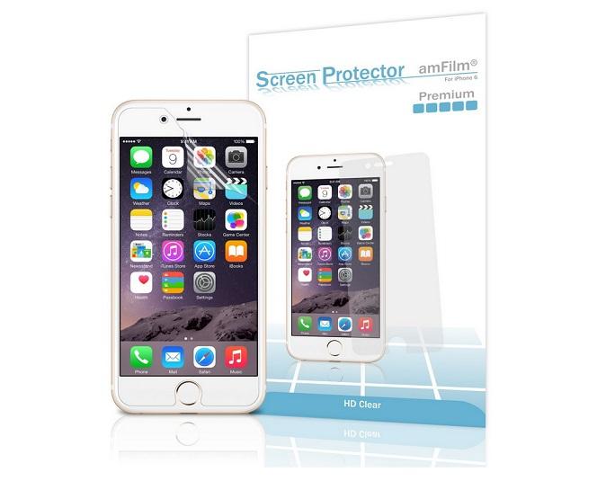 amFilm Screen Protector for Apple iPhone